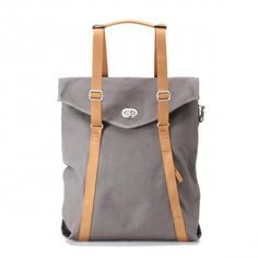 Carry your books, beach wear, or office items comfortably around. The main compartment is shielded by the cover flap, but also can be accessed quic Tote Backpack, Fashion Backpack, Tote Bag, Convertible, Office Items, Shopper, Longchamp, Pouch, Backpacks