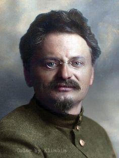 https://flic.kr/p/SBbX7B | Leon Trotsky | Лев Троцкий