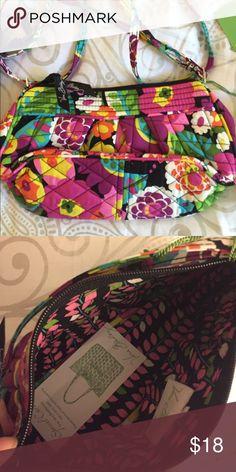 Vera Bradley Frannie Va Va Boom Purse New with tags Frannie crossbody print Va Va Boom Vera Bradley Bags Crossbody Bags