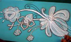 Angel Estevez Needle Lace, Bobbin Lace, Brooch, Angel, Crochet, Jewelry, Needlepoint, Lace, Jewlery