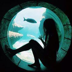 #girl #ocean