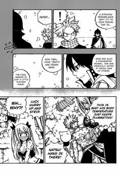 Fairy Tail 512 - Page 19 - Manga Stream