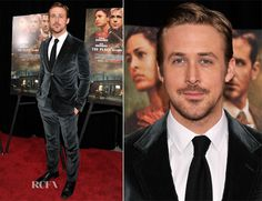 Ryan Gosling In Gucci – 'The Place Beyond The Pines' New York Premiere
