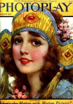 Madge Bellamy ~ Photoplay magazine, August 1922
