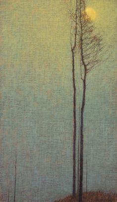 David Grossmann, Before the Birds Begin to Sing | Altamira Fine Art Inc.