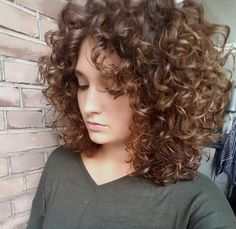Really soft curls