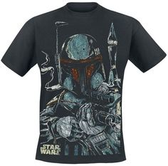 Star Wars - Boba Fett T-Shirt - L