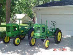 John Deere L John Deere Garden Tractors, Jd Tractors, Small Tractors, New Tractor, Antique Tractors, Vintage Tractors, Vintage Farm, John Deere Equipment, Old Farm Equipment