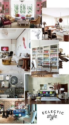 eclectic (chic)