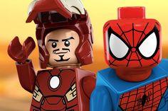 NEW 'LEGO MARVEL SUPER HEROES' ANIMATED SERIES 'MAXIMUM OVERLOAD' SMASHES ONLINE