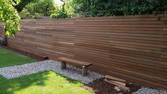 clôtures de jardin garden fencing london