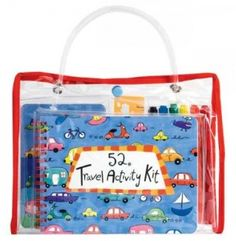 Travel Activity Kit (52 Activities) assorted others also avail. Ages 9-12