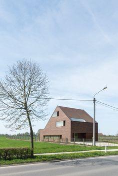 846 | House DBV | Merchtem - Architecten Hofmans