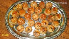 Tieto pagáčiky som robievala od mladosti len ako bryndzové, teraz som ich skúsila s  tvarohom a nesklamali, išli rýchlo na odbyt, pridávam recept pre milovníkov tvarohu a  pagáčikov. Muffin, Breakfast, Ethnic Recipes, Food, Basket, Morning Coffee, Essen, Muffins, Meals