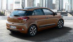 Nouvelle Hyundai i20 - Salon Paris 2014 - Yahoo