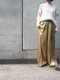【新鮮】冬に着たい、煌めきアイテム