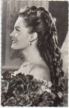 Romy Schneider (Viena, 23 de septiembre de 1938 - París, 29 de mayo de 1982)