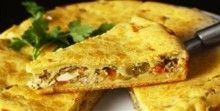Emporio Bem Star de Ubatuba: Tortachique de sobras de arroz, iogurte e cogumelo...