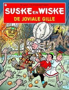 Suske en Wiske. » 297 – De joviale Gille
