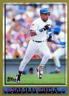 1996 Upper Deck Hot Commodities Chicago Cubs Baseball Card #HC17 Sammy Sosa