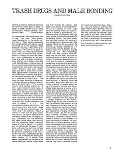 REAL LIFE Magazine | Primary Information