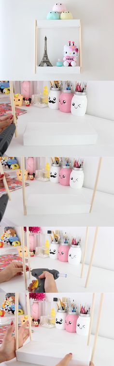 Cute Shelf part 3 | Nim C
