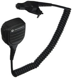 Motorola Original OEM PMMN4051 PMMN4051B Windporting Remote Speaker Microphone with 35mm Audio Jack IP55 Water Resistant Intrinsic Safety Standard FM * Read more reviews of the product by visiting the link on the image.