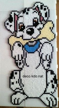 pongo and perdita disney 101 dalmatians perler beads by fluffyrosey drama camp stuff. Black Bedroom Furniture Sets. Home Design Ideas