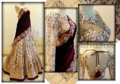 Lehenga Embroidery