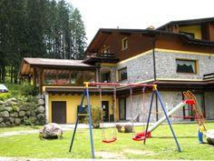 Area giochi - Albergo Gabà