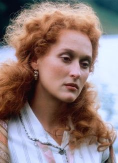 Meryl Streep - 1981 - The French Lieutenant's Woman - Costume Design by Tom Rand - Style: Victorian era