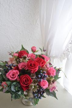 Preserved Flowers プリザーブドフラワーアレンジメント /エステル