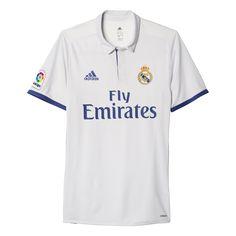Adidas Real Madrid Home Mens adizero Jersey 2016 2017 http   feedproxy. 7f62f0dfe6eee
