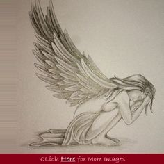 Free angel tattoo designs for women girls and ladies