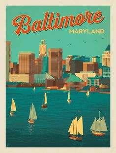 Anderson Design Group – American Travel – Baltimore, Maryland: Harbor View