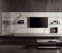 N. C. Landscape by Acerbis | Wall storage systems