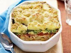 gehaktschotel met broccoli