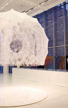 HEXigloo: Honeycomb Cardboard Pavilion Pops Up In Bucharest! | Paviljong,  Romania Och Pop Up