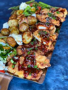 Happy Foods, Good Mood, Kung Pao Chicken, Baby Food Recipes, Foodies, Food And Drink, Lunch, Dinner, Ethnic Recipes