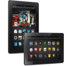 Amazon kondigt nieuwe Kindle Fire HDX-tablets aan