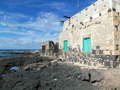 Cotillo Fuerteventura nord, visitare villaggio