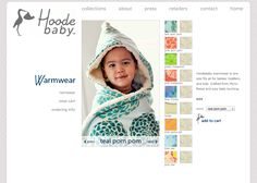 Hoode Baby Warmwear for Chilly Summer Night - product review www.boutiquecafe.com