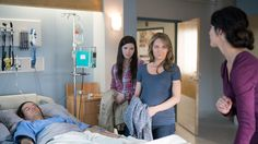 I10 x 17 Amy Lou and Georgie and Ty There to give Ty support to get better. It's Penultimate Episode Time - Heartland