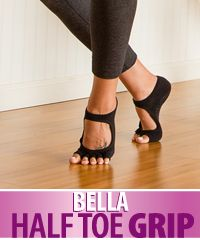 bella barre sock