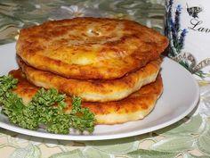 Sýrovo-kefírové placičky se šunkou (fotorecept) - Recept Kefir, Salmon Burgers, Quiche, Ham, Pizza, French Toast, Pancakes, Food And Drink, Appetizers