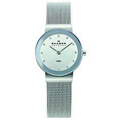 ae91afec5312 Skagen Watches - Ernest Jones. Mesh BraceletBracelet ClaspsBracelet  WatchBraceletsStainless Steel ...