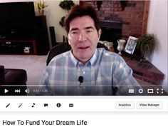 """How To Fund Your Dream Life"" discusses how everyone has a dream.  But, many don't pursue it due to lack of funding.  However, there is a new worldwide funding method that is new to us, but has been around for centuries.  In fact, the Statue of Liberty sat in the shipyard for lack of funds to build a platform to set it on.   Continued"