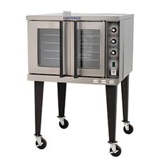 Bakers Pride BCO-E1 Cyclone Series Electric Convection Oven Single Deck