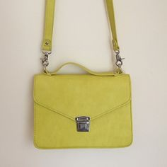 Yellow cross body Used a couple of times still in great condition Bags Crossbody Bags