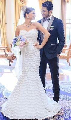Eylul kaan wedding